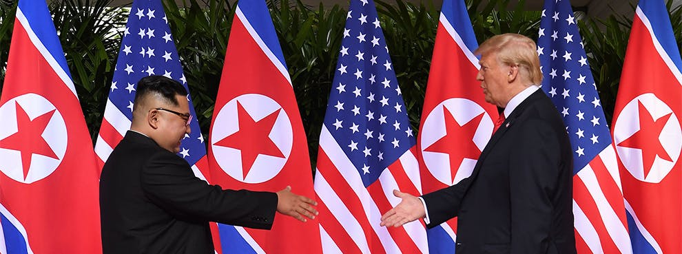 """Preparing for a """"Decent Chance"""" of Success and Failure with North Korea"""