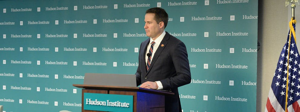 Transcript: Conversations on National Security and U.S. Naval Power: A Discussion with U.S. Rep. Seth Moulton