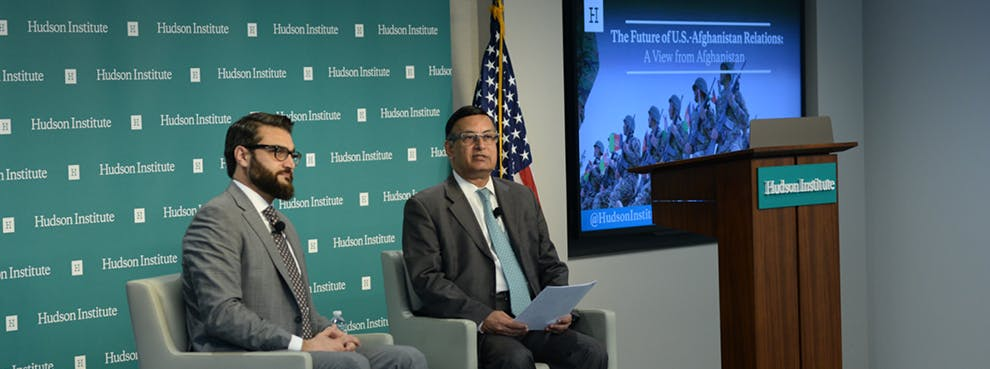 Transcript: The Future of U.S.-Afghanistan Relations: A View from Afghanistan