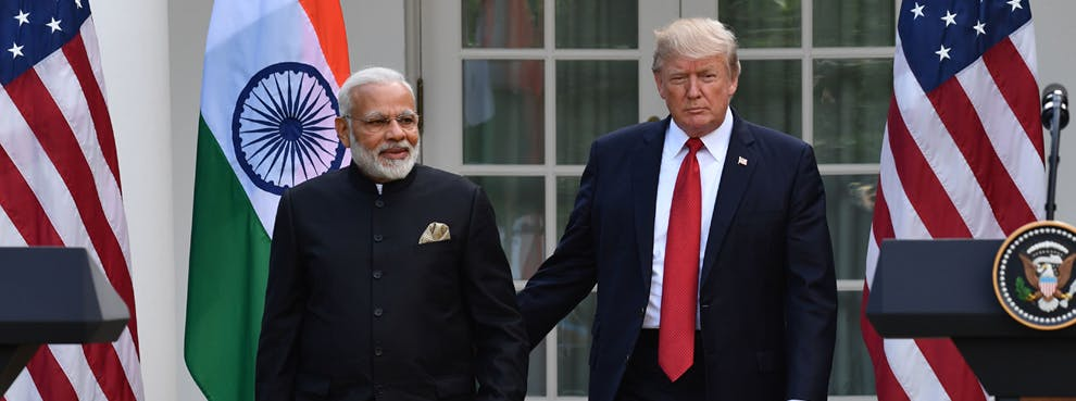 US Needs India as an Ally Against China and Can't Afford to Bully it Over Iran Oil, Trade