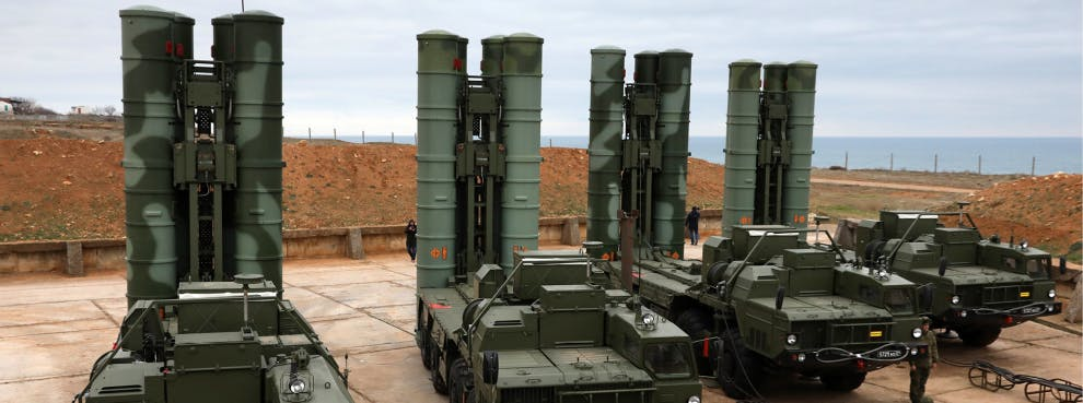 Buying Russian Armaments Could Hurt India-US Military Ties