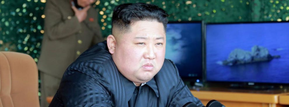 North Korea's Weapons Launch: Kim Jong-un is Flailing and That is Good