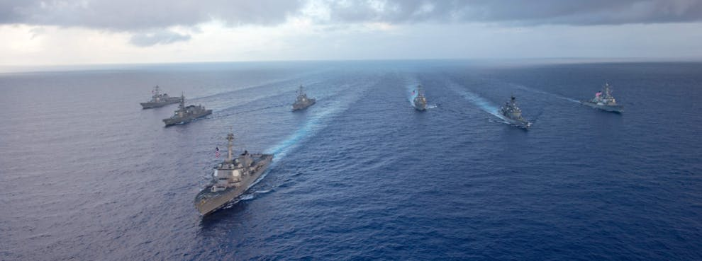 Deterrence and Intelligence in the Western Pacific