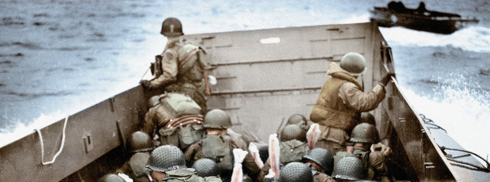 Arthur Herman: Could we launch another D-Day now?