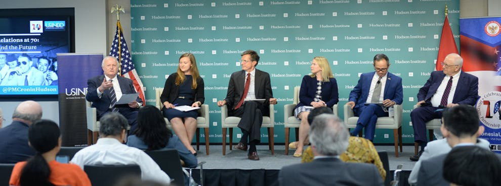 Transcript: U.S.-Indonesia Relations at 70: History, Policy, and the Future