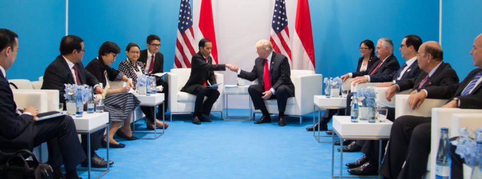 Time to Take the US-Indonesia Strategic Partnership Seriously