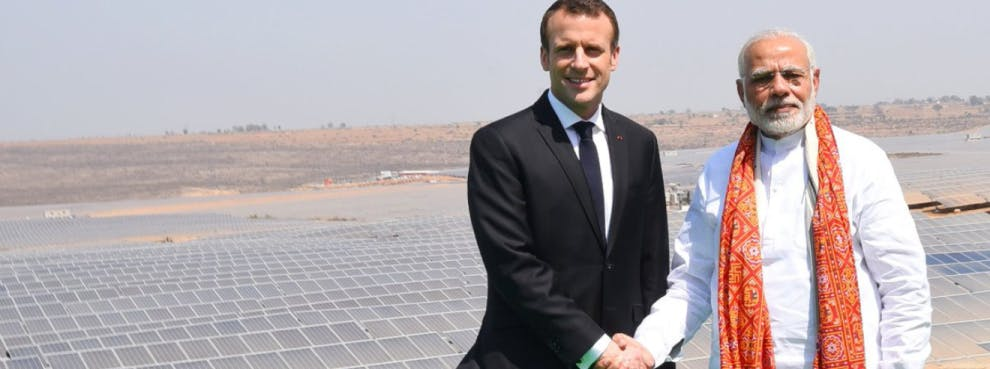In Modi Era, France has Replaced Russia as India's New Best Friend