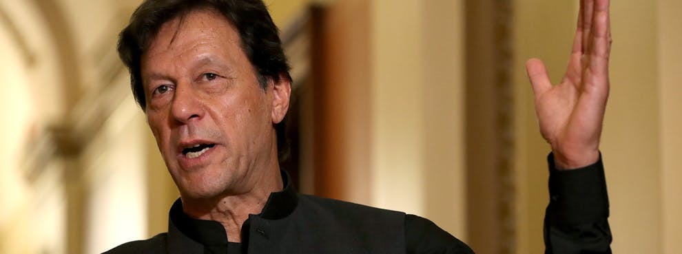 Imran Khan Can't Get Away by Blaming America for Pakistan's Jihad Problem