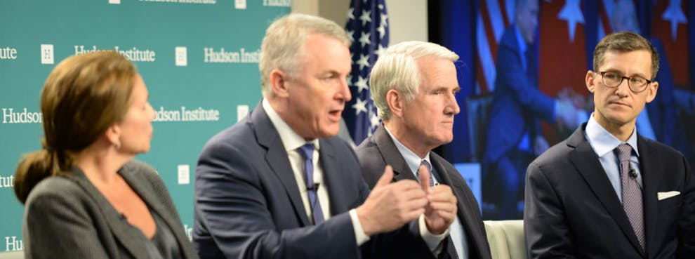 Transcript: After the Syrian Pullback: What Next for U.S. Middle East Policy?