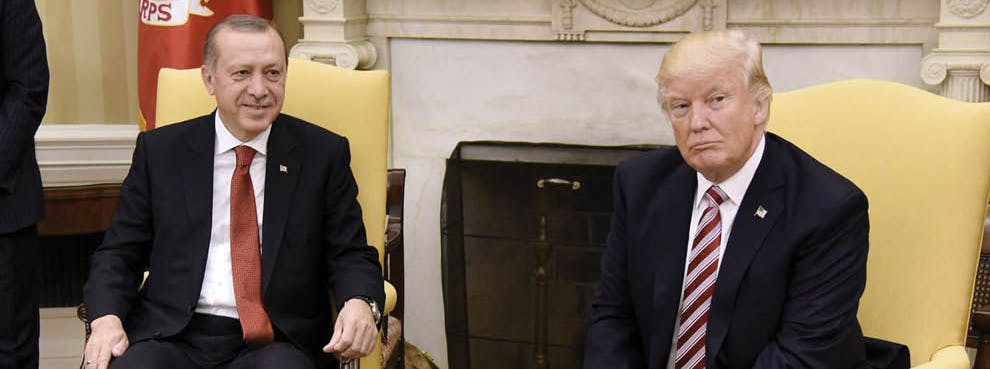 Trump Is Hosting Turkey's Erdogan to Show off His Dealmaking. But He's Going to Get Played.