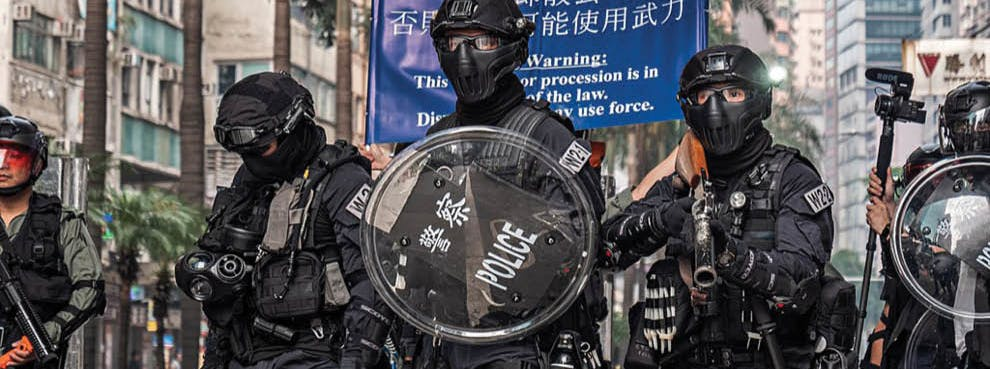 Hong Kong Shows Taiwan What Unifying with China Really Means