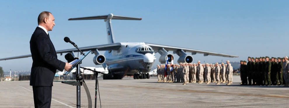Russia's Eastern Mediterranean Strategy—Implications for the United States and Israel