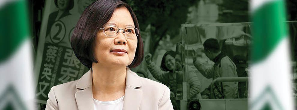 In Taiwan, the Incumbent President's Big Win Portends a Tough 2020 for China