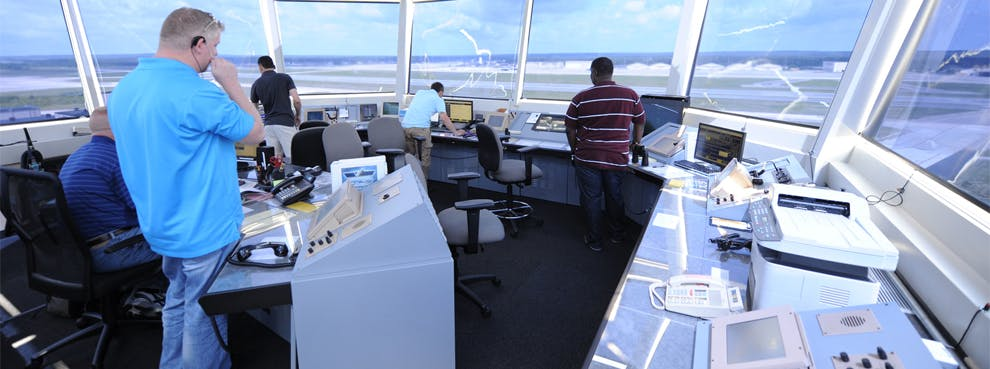 Organization and Innovation in Air Traffic Control