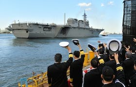 The Awakening Giant: Risks and Opportunities for Japan's New Defense Export Policy