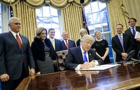 The Principles Behind and Main Points of the Executive Order