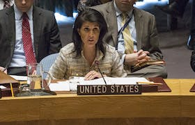 How Congress Can Boost Haley at the U.N.