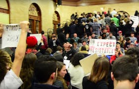 Charles Murray Shouted Down on Campus: 'Liberal Tolerance' is an Assault on Self-Governance Itself