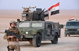 Stabilizing and Reconstructing Iraq: A Challenging Path Ahead