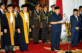 Conflicts in Indonesian Islam