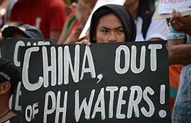 A South China Sea Change?