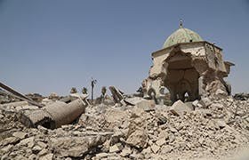 Post-ISIS Challenges for Stabilization: Iraq, Syria and the U.S. Approach