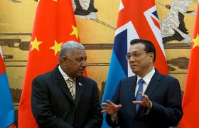 """The Use of Aid to Counter China's """"Djibouti Strategy"""" in the South Pacific"""