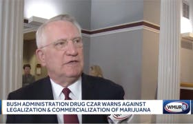 Former Drug Czar Speaks Out Against Marijuana Legalization in NH