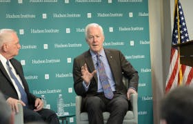 Transcript: Combating Transnational Crime in the Americas: A Conversation with U.S. Sen. John Cornyn