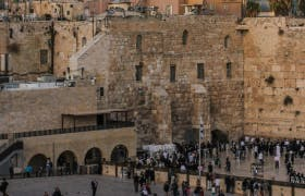 This Sukkot, Remembering the Jewish and Christian Roots in Jerusalem