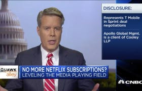 No More Netflix Subscriptions? Leveling the Media Playing Field