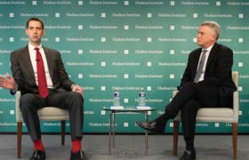 Transcript: Americans Held Captive Abroad:  A Conversation with Senator Tom Cotton on the Global Hostage Act